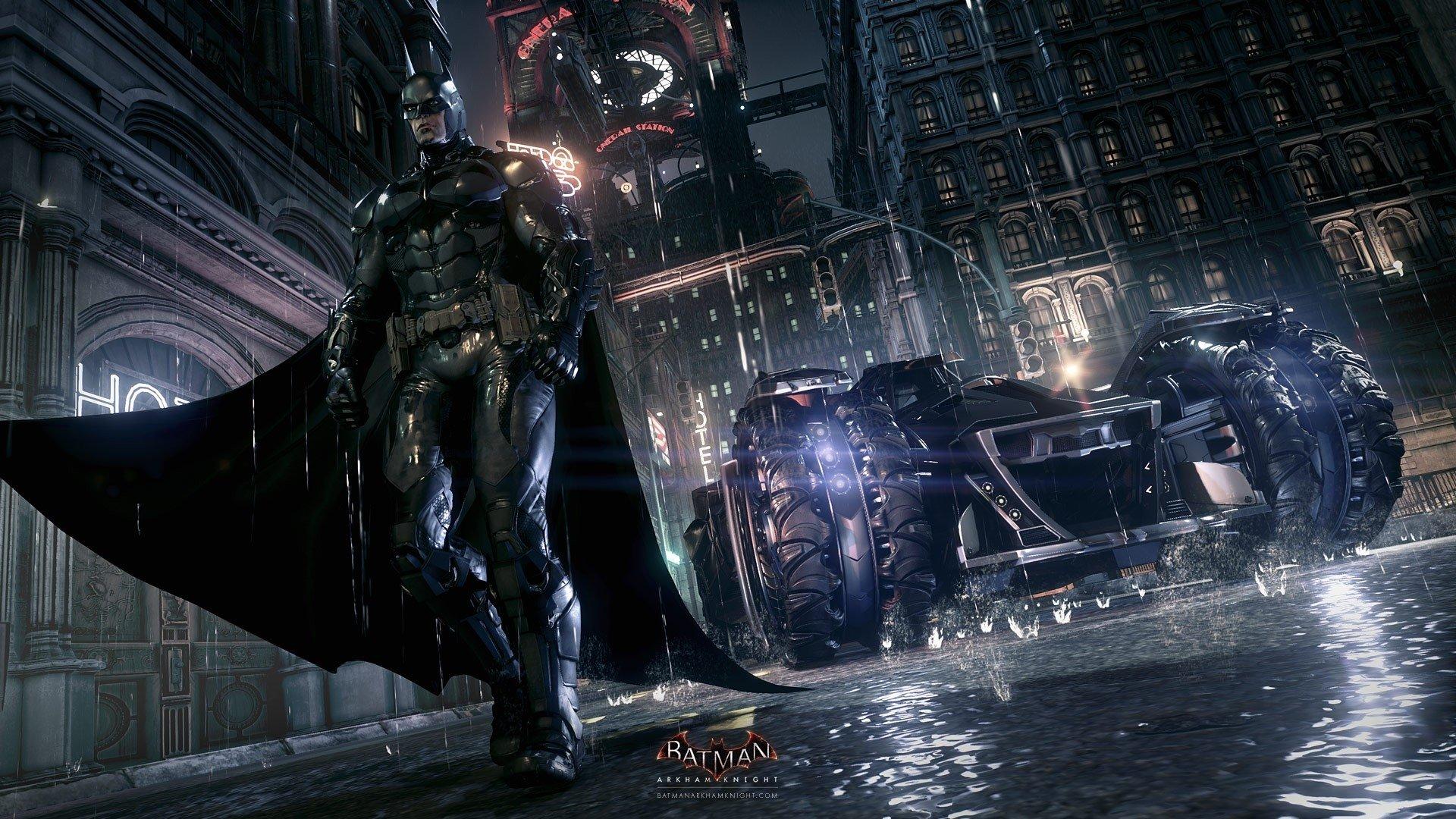 Batman: Arkham Knight Papel De Parede HD