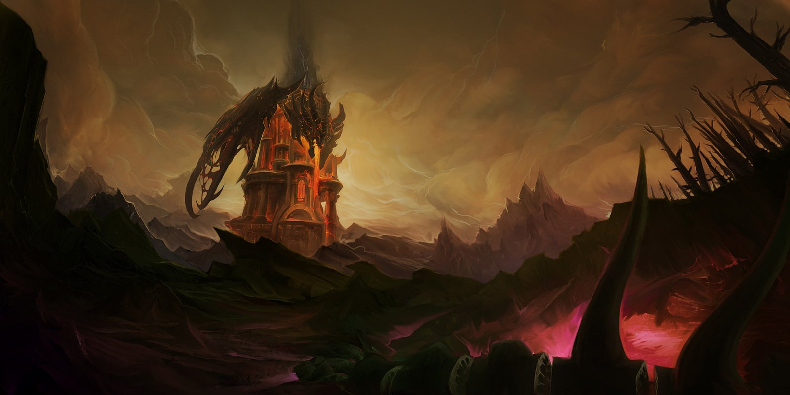 World Of Warcraft: Cataclysm Wallpaper and Background ...
