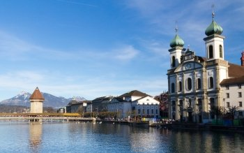 Man Made - Lucerne Wallpapers and Backgrounds ID : 510189