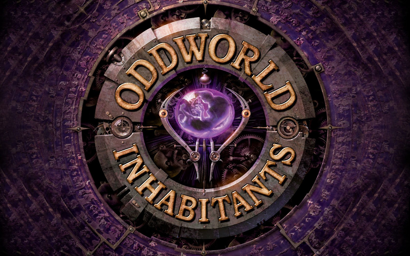 Video Game - Oddworld  Wallpaper