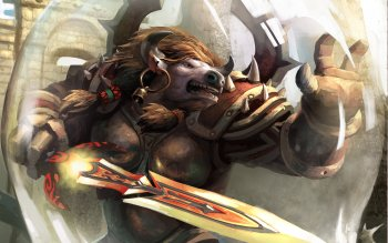9 Tauren World Of Warcraft Fondos De Pantalla Hd Fondos