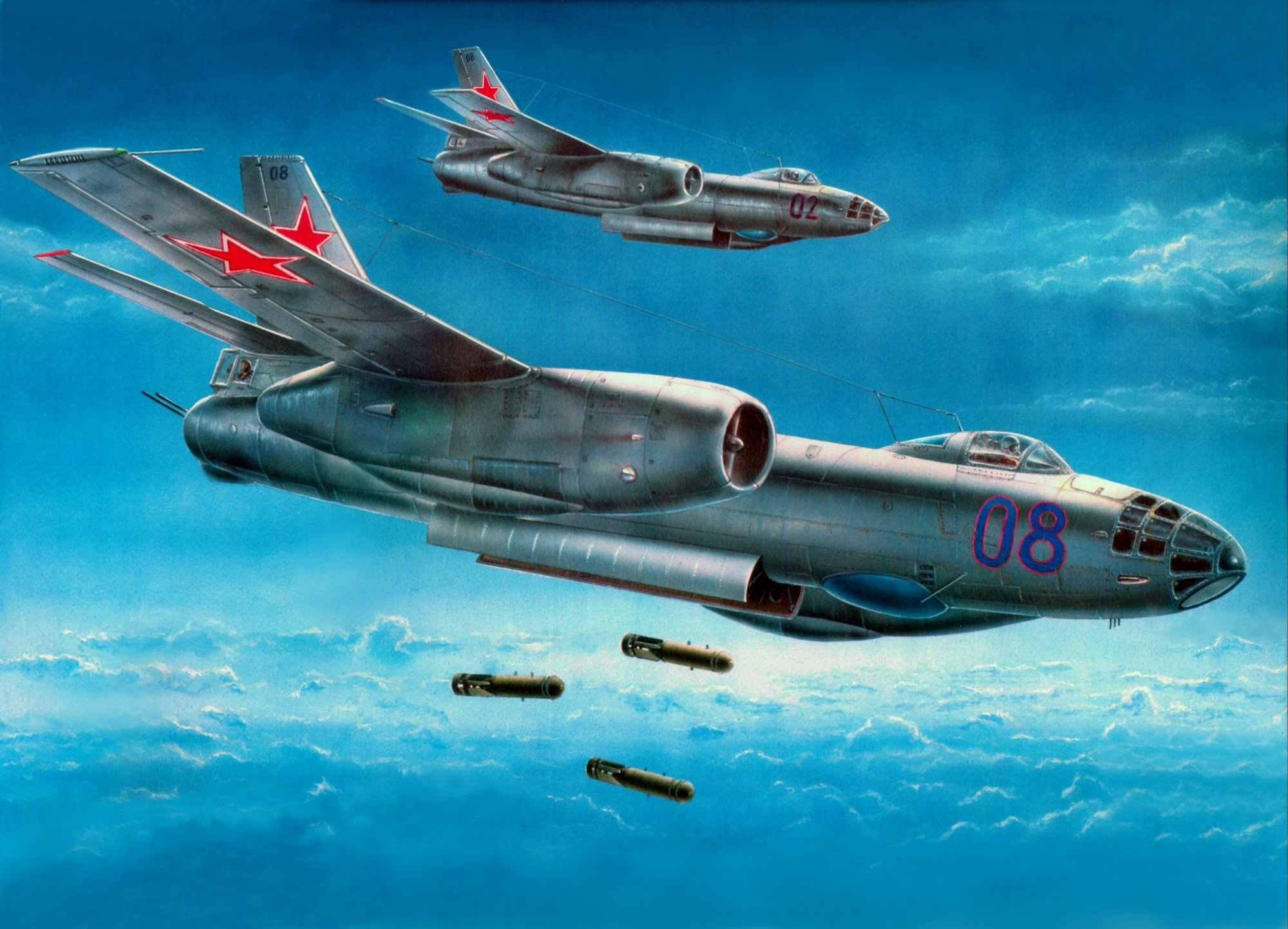 1 Ilyushin Il-28 HD Wallpapers | Background Images ...