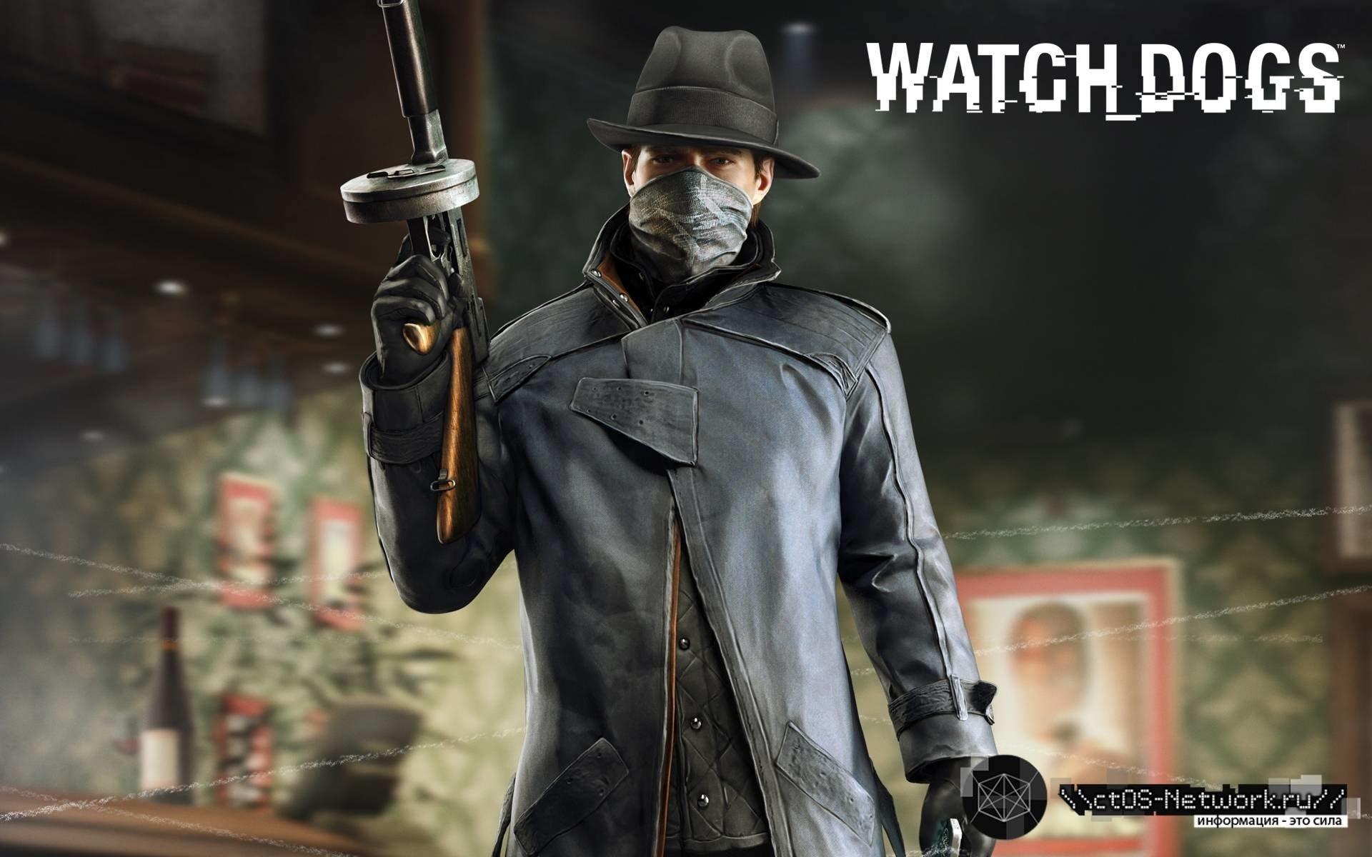 Mafia Aiden Pearce Full HD Papel De Parede And Planos De