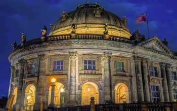 Man Made - Bode Museum Wallpapers and Backgrounds ID : 512520