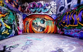 Artistic - Graffiti Wallpapers and Backgrounds ID : 513047