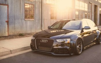 Vehicles - Audi A4 Wallpapers and Backgrounds ID : 513140