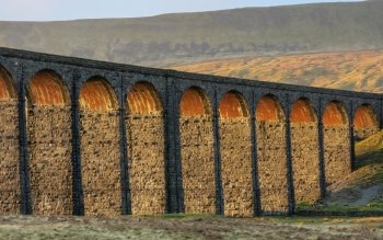 Man Made - Ribblehead Viaduct Wallpapers and Backgrounds ID : 513236
