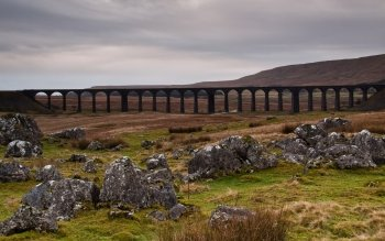 Man Made - Ribblehead Viaduct Wallpapers and Backgrounds ID : 513241