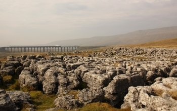 Man Made - Ribblehead Viaduct Wallpapers and Backgrounds ID : 513245