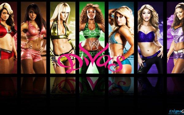 Sports WWE WWE Divas HD Wallpaper | Background Image