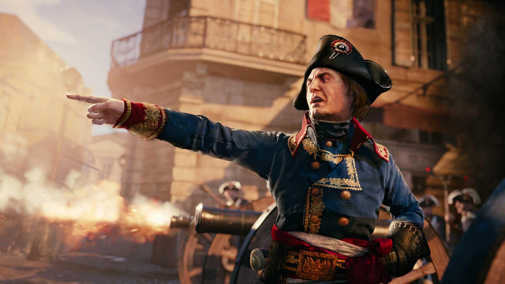 Assassin's Creed: Unity Papel de Parede HD | Plano de Fundo | 1920x1080