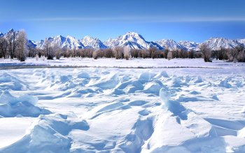 Earth - Winter Wallpapers and Backgrounds ID : 514539