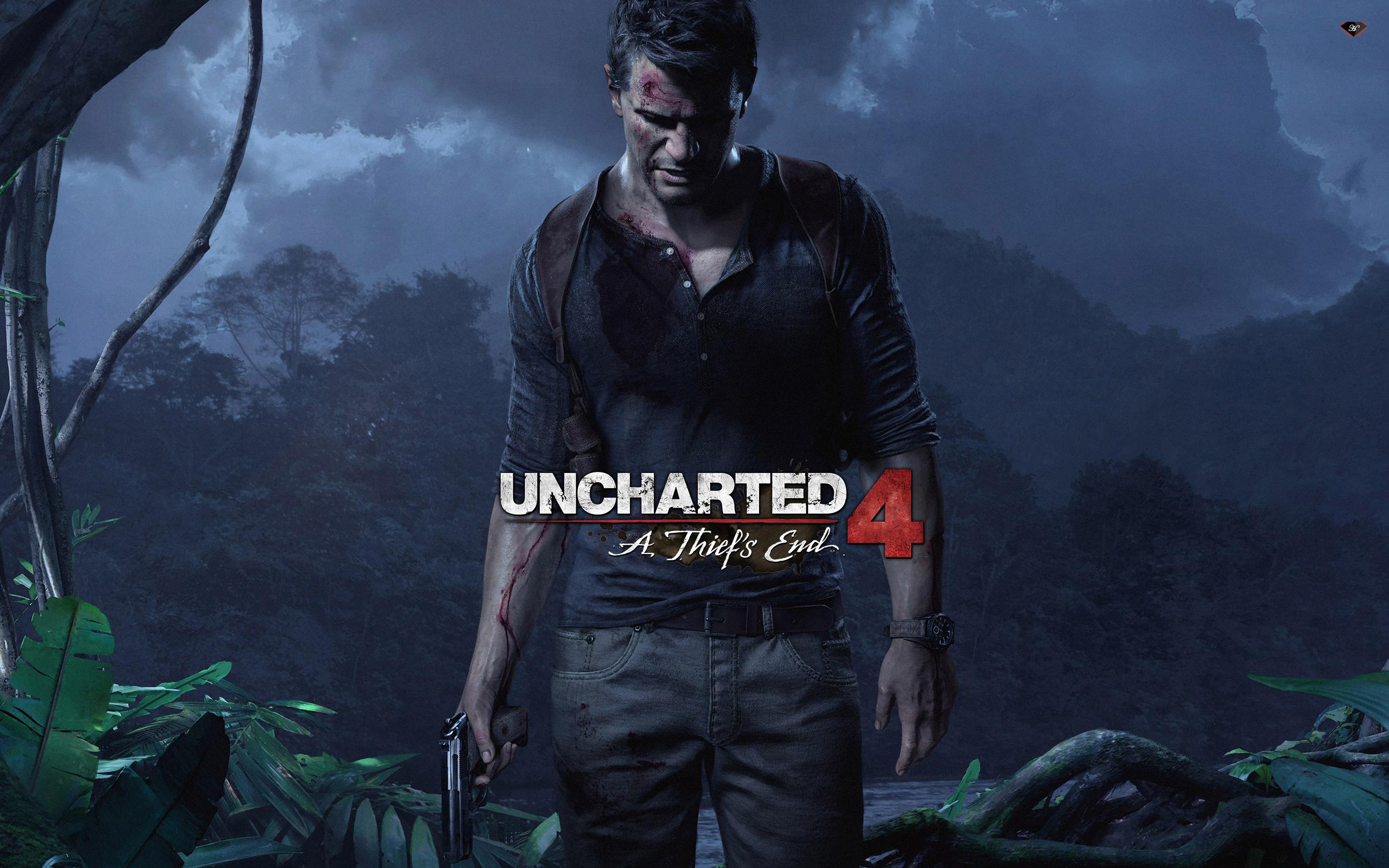 fond d'ecran uncharted 4