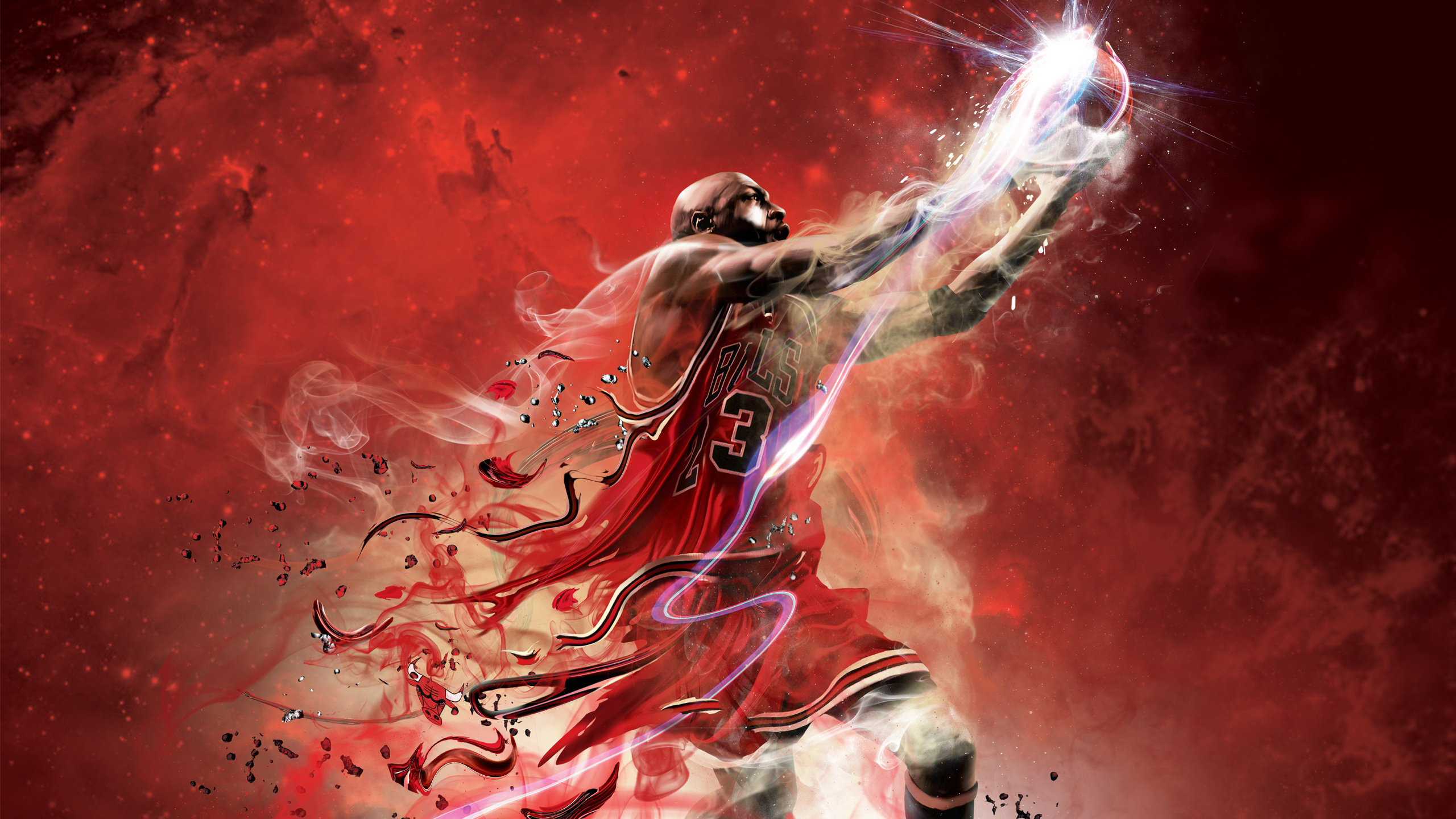 construir Alienación Noticias de última hora  36 Michael Jordan HD Wallpapers | Background Images - Wallpaper Abyss