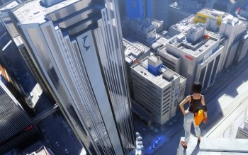 Video Game - Mirror's Edge Wallpapers and Backgrounds ID : 515332