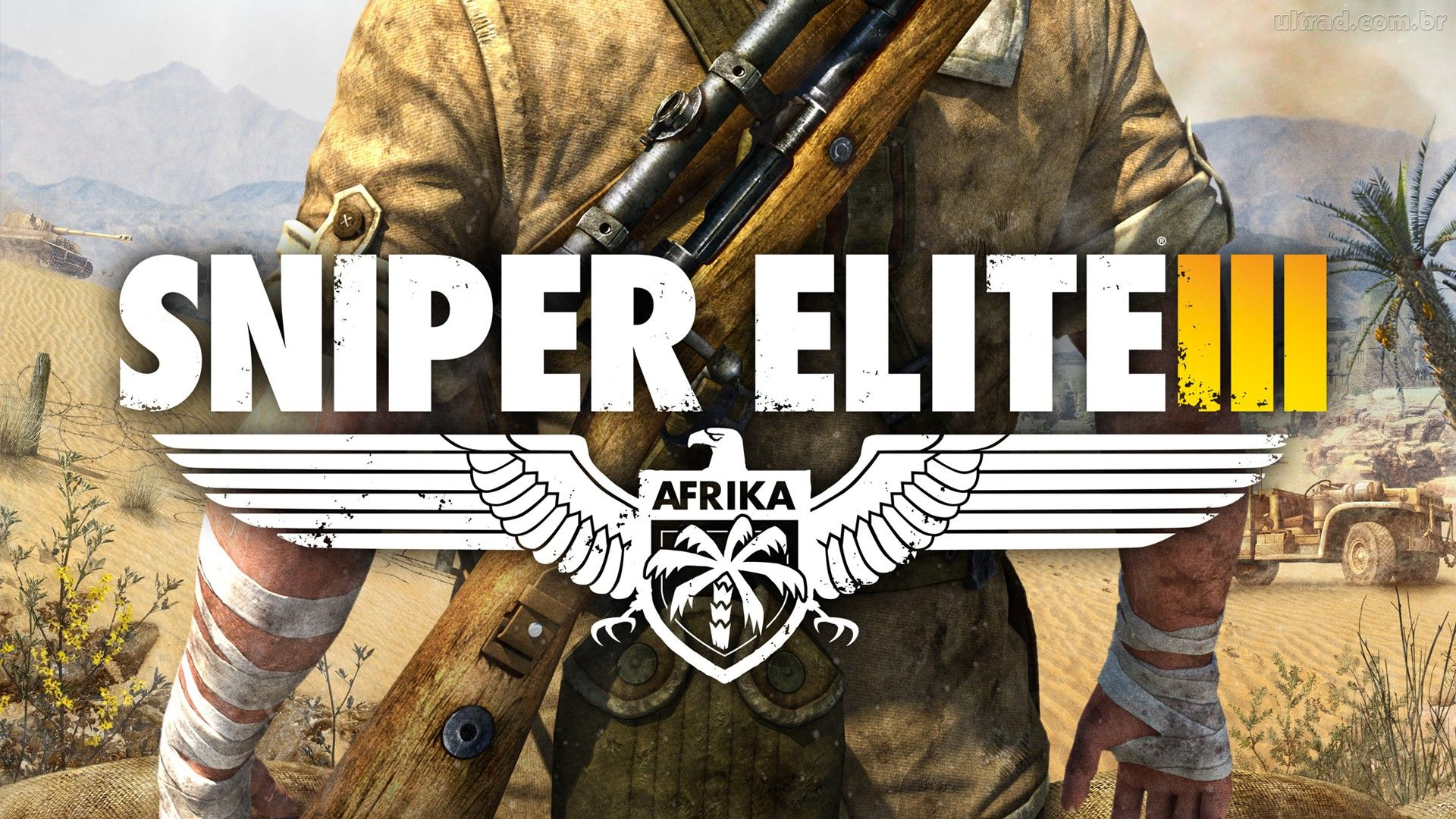 Sniper Elite 3 Wallpaper: 8 Sniper Elite 3 HD Wallpapers