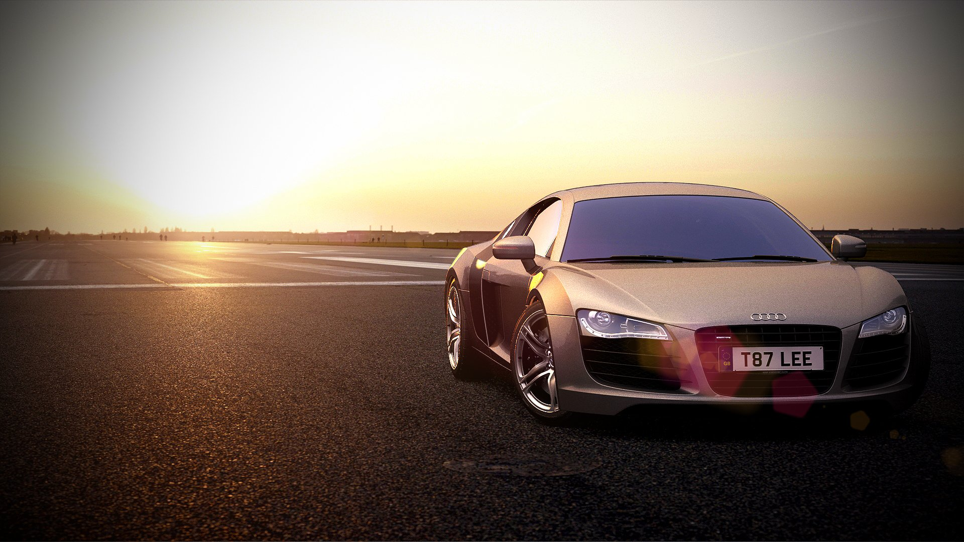 269 Audi R8 HD Wallpapers