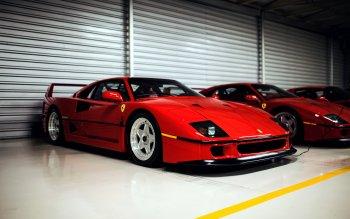 55 Ferrari F40 HD Wallpapers
