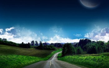 Man Made - Road Wallpapers and Backgrounds ID : 517488