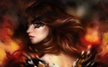 Fantasy - Women Wallpapers and Backgrounds ID : 517966