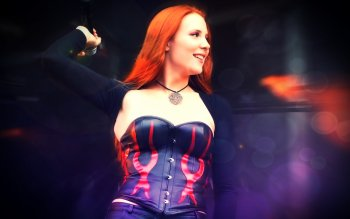 Music - Simone Simons Wallpapers and Backgrounds ID : 518402