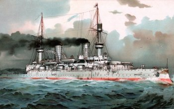 Military - SMS Kaiser Wilhelm II Wallpapers and Backgrounds ID : 518449