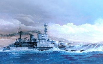 Military - HMS Repulse (1916) Wallpapers and Backgrounds ID : 518452