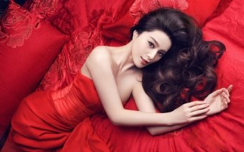 Kändis - Fan Bingbing Wallpapers and Backgrounds ID : 518746