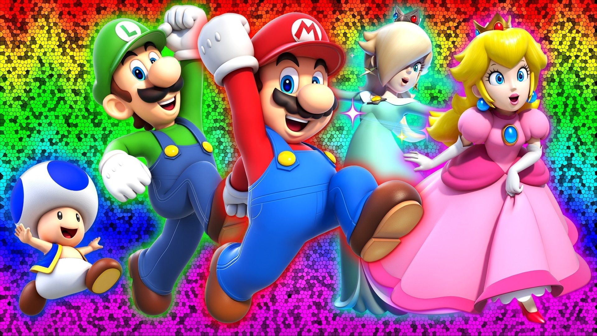 Super Mario 3d World Hd Wallpaper Background Image 1920x1080