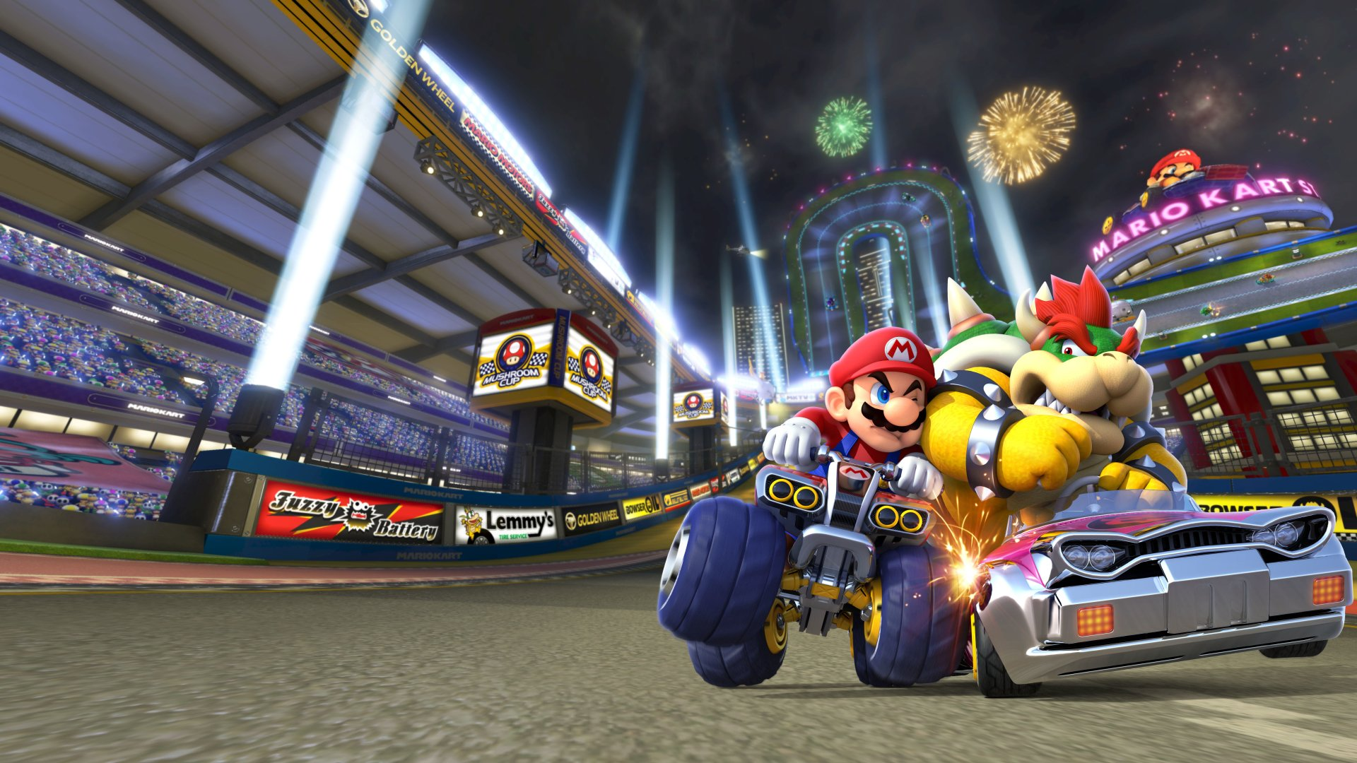 17 Mario Kart 8 Hd Wallpapers Background Images Wallpaper Abyss