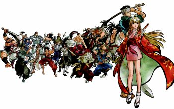 Video Game - Samurai Shodown V Wallpapers and Backgrounds ID : 519079