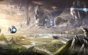 Video Game - Halo Wallpapers and Backgrounds ID : 519516