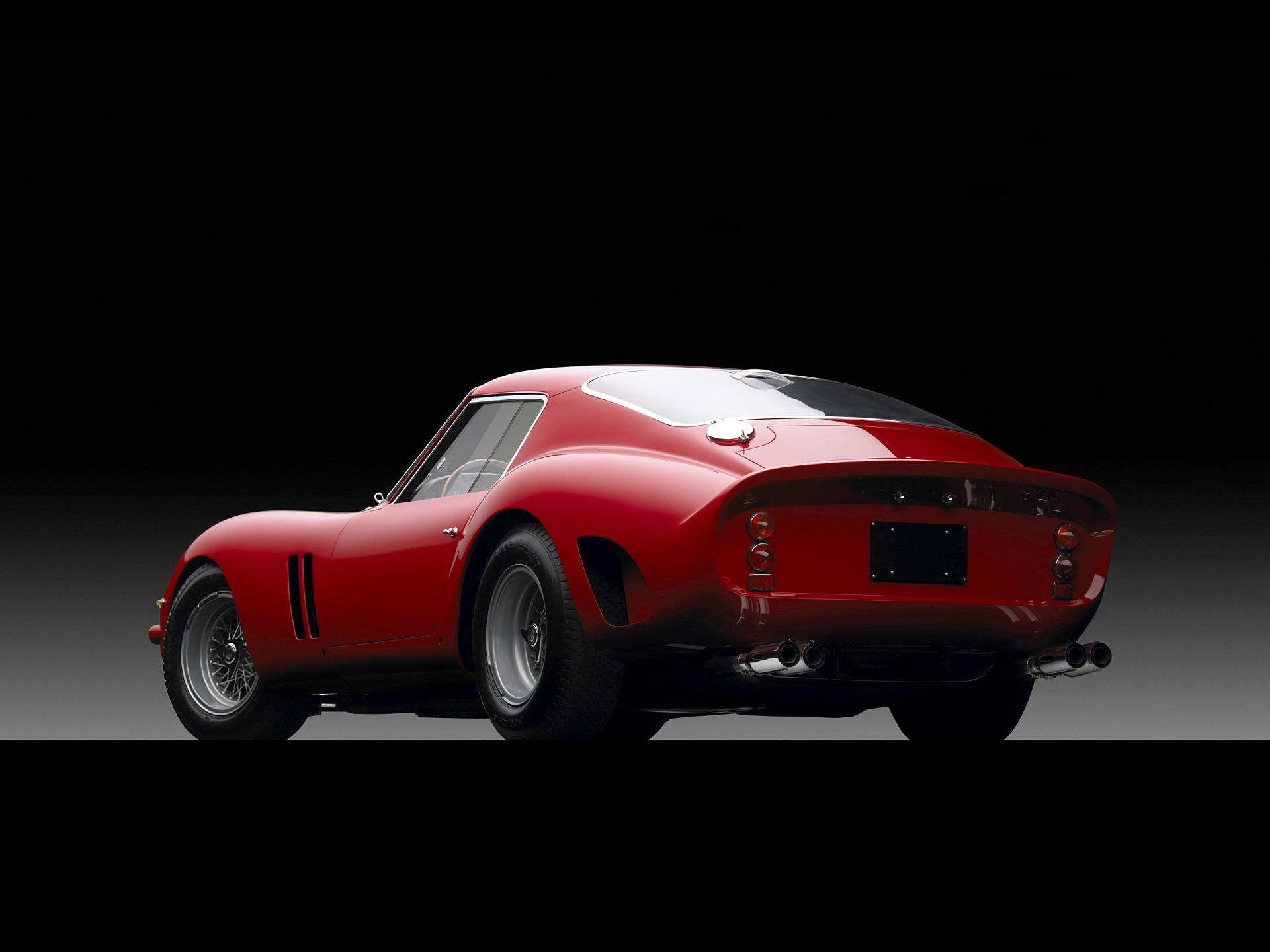 Ferrari 250 Gto Wallpapers: 7 Ferrari 250 GTO Fonds D'écran HD