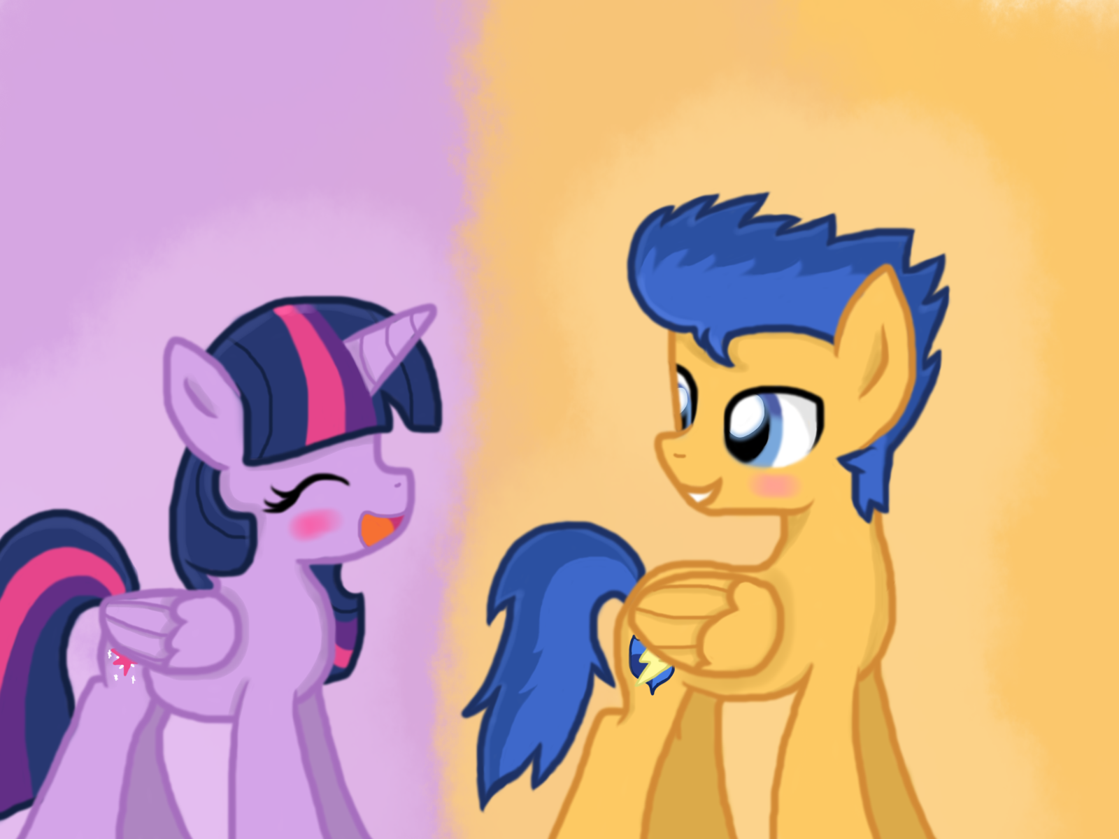Equestria Daily - MLP Stuff!: Drawfriend Stuff #870 |My Little Pony Friendship Is Magic Twilight Sparkle And Flash Sentry