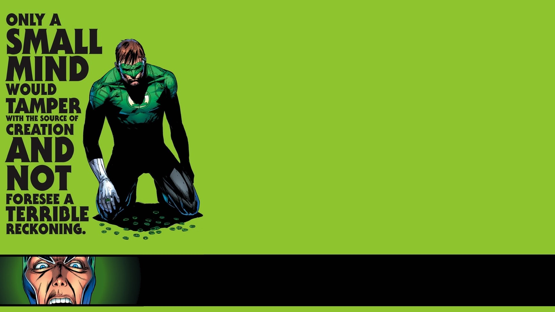 Green Lantern Comic Wallpaper: Green Lantern HD Wallpaper