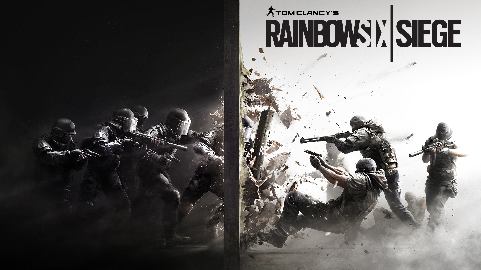 387 tom clancy's rainbow six: siege hd wallpapers | background