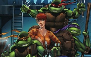 Comics - Tmnt Wallpapers and Backgrounds ID : 521085