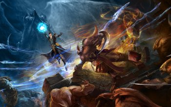 Video Game - Diablo III Wallpapers and Backgrounds ID : 521956