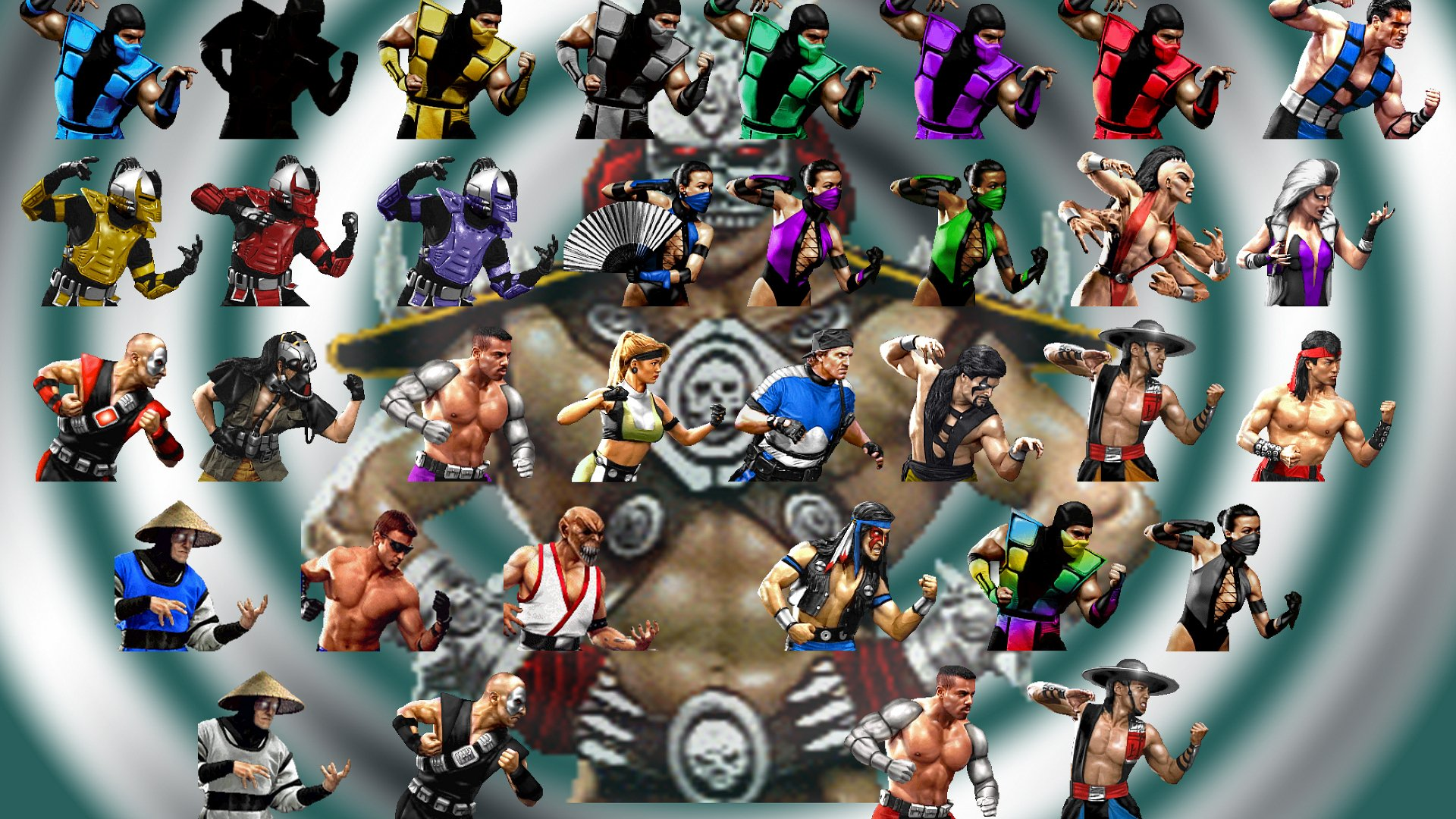1 Mortal Kombat 3 Hd Wallpapers Background Images Wallpaper Abyss