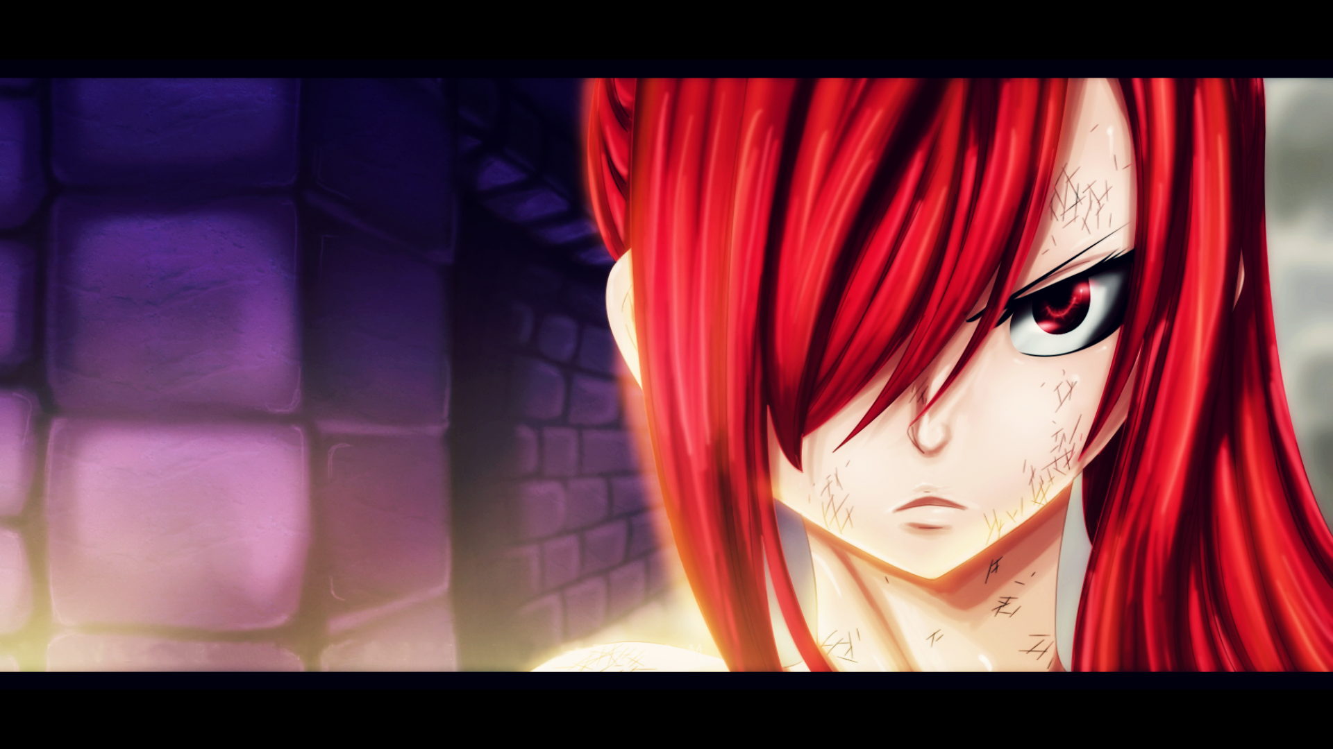 wallpaper erza scarlet hd