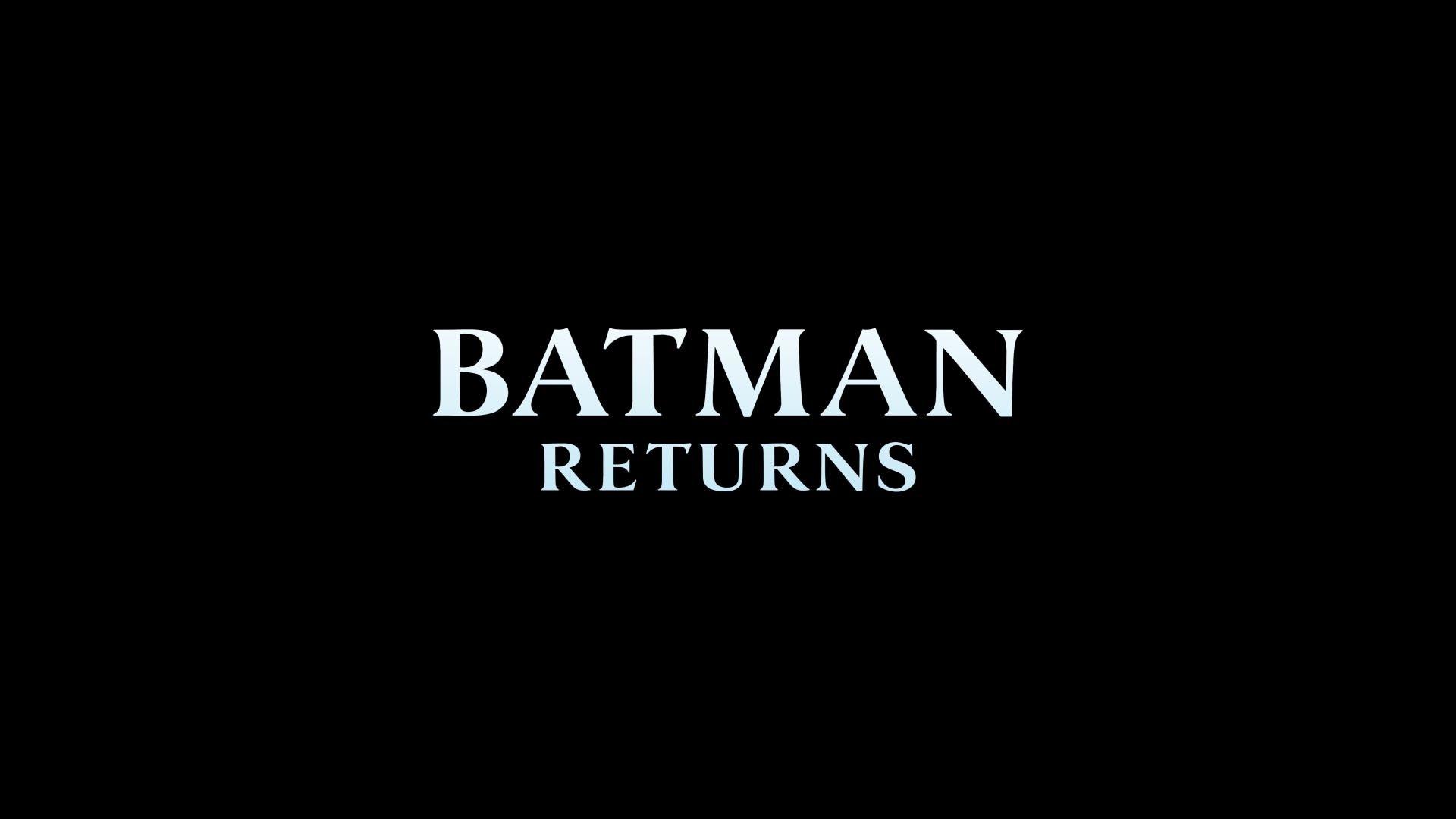batman returns full movie videobash