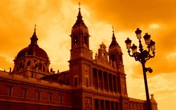 Religious - Almudena Cathedral Wallpapers and Backgrounds ID : 522144