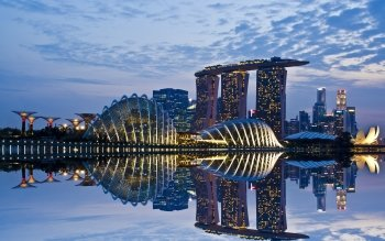 Man Made - Marina Bay Sands Wallpapers and Backgrounds ID : 522157