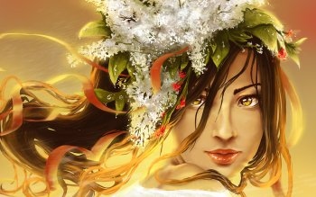 Fantasy - Women Wallpapers and Backgrounds ID : 522273