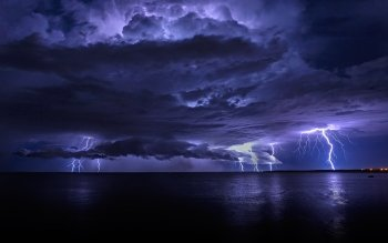 Photography - Lightning Wallpapers and Backgrounds ID : 522532