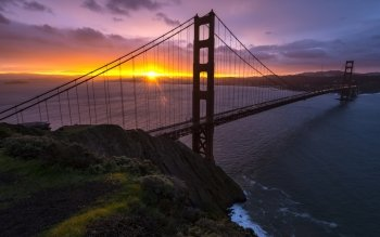 Man Made - Golden Gate Wallpapers and Backgrounds ID : 523378