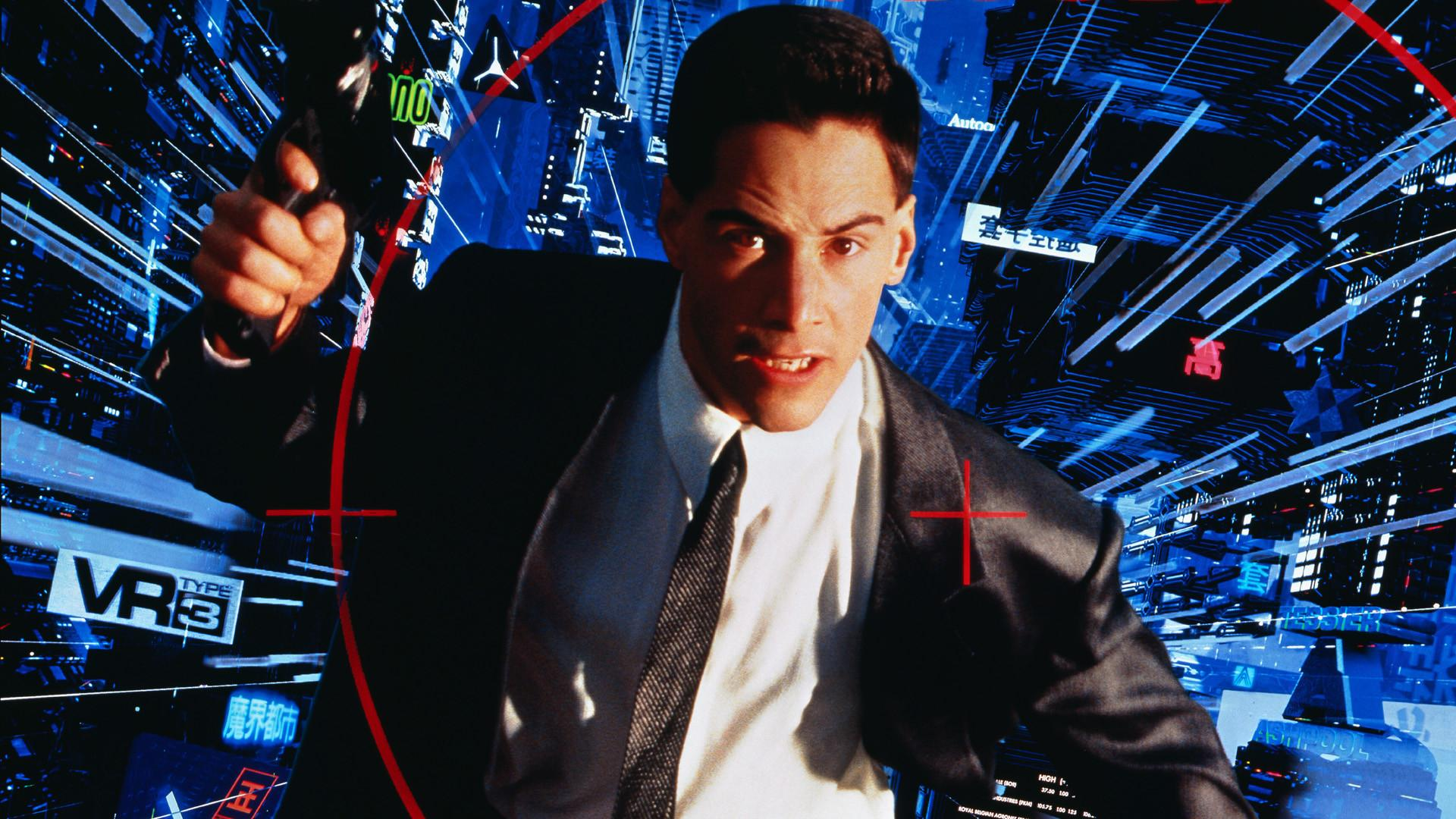 Johnny Mnemonic Full HD Wallpaper And Background Image