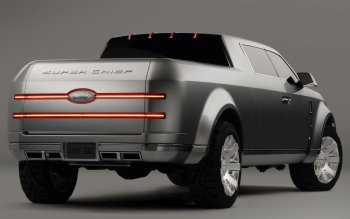 Vehicles - Ford F-250 Super Chief Wallpapers and Backgrounds ID : 524055