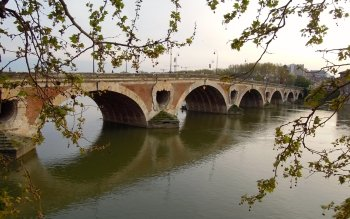 Man Made - Pont Neuf, Toulouse Wallpapers and Backgrounds ID : 524157