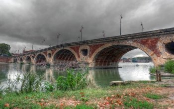 Man Made - Pont Neuf, Toulouse Wallpapers and Backgrounds ID : 524162